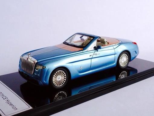 Rolls-Royce: Hyperion - Azul Metálico - 1:43