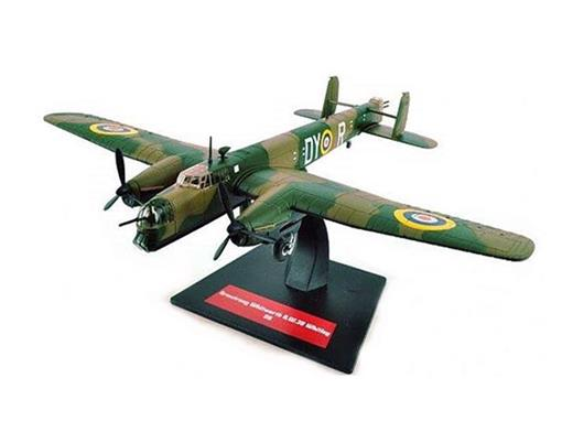 Armstrong: Whitworth Whitley A.W.38 Whitley - 1:144