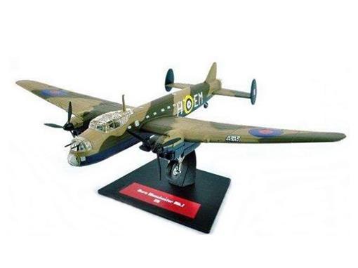 Avro: Manchester Mk.I UK - 1:144