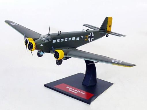 Junkers: JU 52/3 M - (Germany) - 1:144
