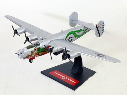 Consolidated: B-24J Liberator - USA - 1:144
