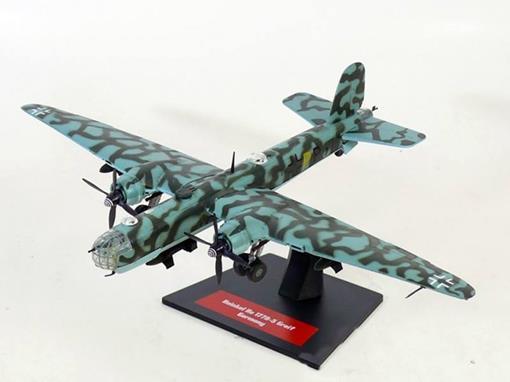Heinkel: He 177A-5 Greif - (Germany) - 1:144