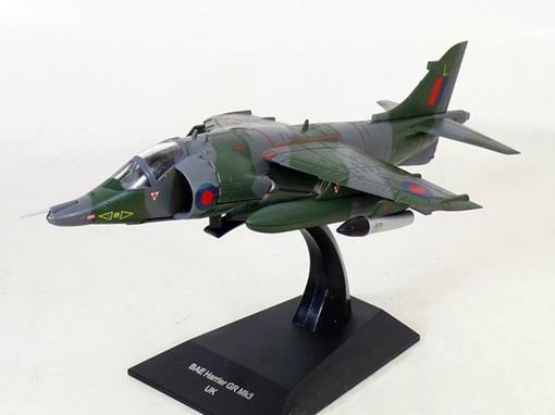 BAE: Harrier GR Mk3 - UK - 1:72