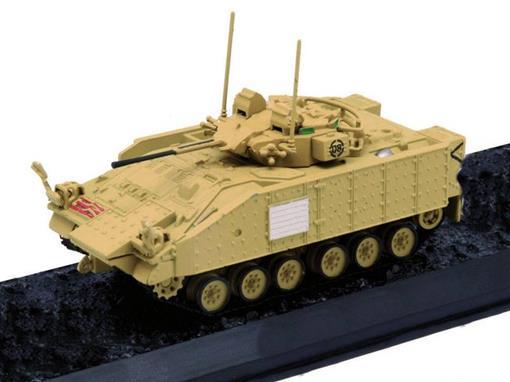 U.S Army: MCV-80 Warrior - 7th Armoured Brigade - Iraq (2003) - 1:72