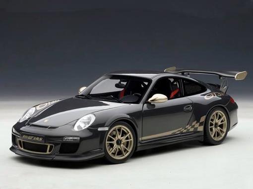 Porsche: 911 (997) GT3 RS 3.8 - Grafite - 1:18