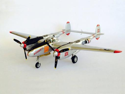 US Army: P38 Lightning -
