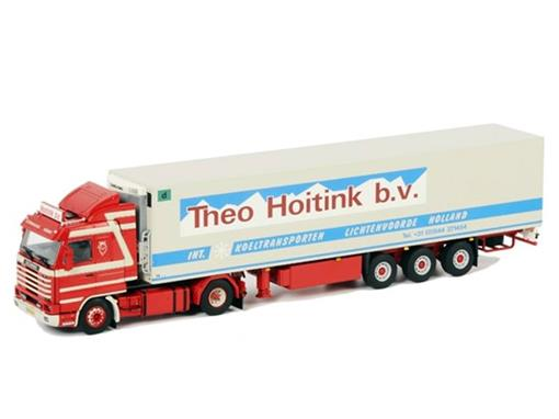 Scania: R113/R143 Streamline Reefer Trailer Thermoking (3 axle) -