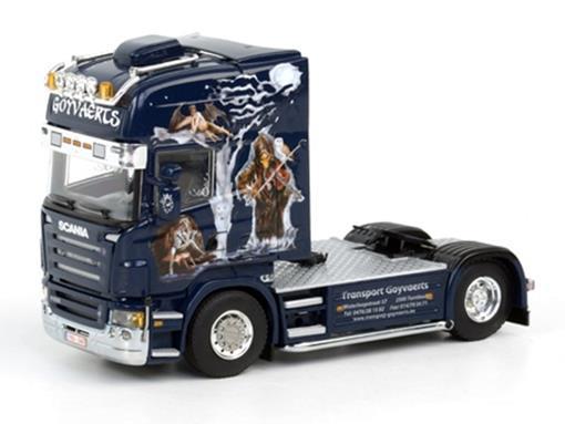 Scania: R5 Topline 4x2 Single Truck