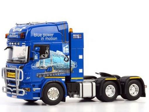 Scania: R6 Topline 6x4 Single Truck (Cavalo) -