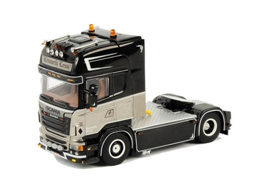 Scania: R(6) Topline 4x2 V8 -