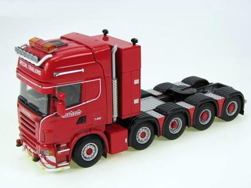 Scania: Topline 10x4