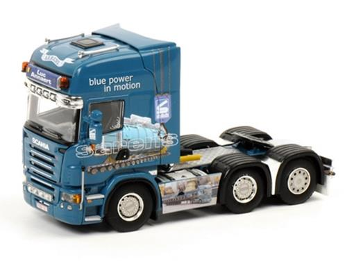 Scania: R5 Topline 6x2 Single Truck