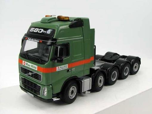 Volvo: FH Globe XL 10x4 -