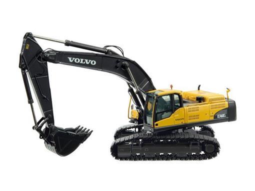 Volvo: Escavadeira Hidráulica EC460CL - Collectors Edition - 1:50