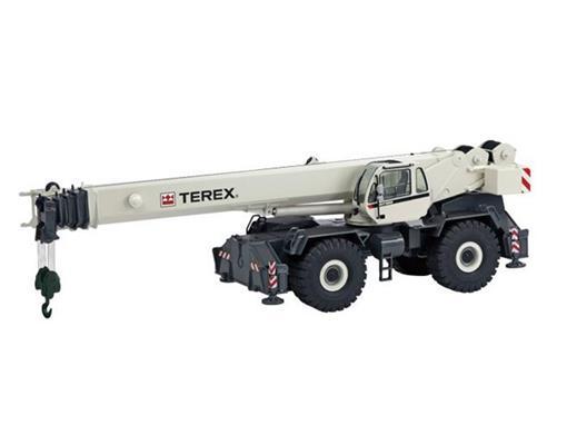 Terex: RT130 Guindaste - Rough Terrain Crane - 1:50