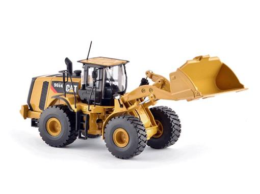 Caterpillar: Carregadeira 966K Wheel Loader - 1:50