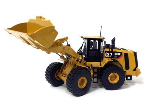 Caterpillar: Carregadeira 966K XE Wheel Loader - 1:50
