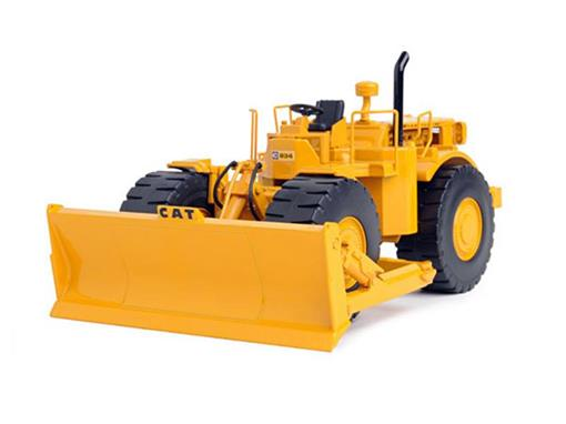 Caterpillar: Carregadeira 834 Wheel-Type Tractor - 1:48