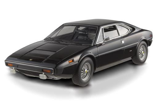 Ferrari: Dino 308 GT4 (1973) Elvis Presley - Preto  - 1:18