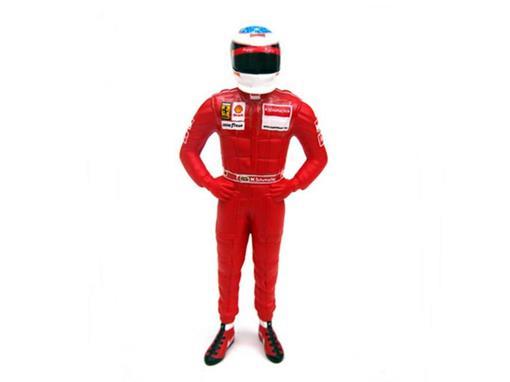 Figura Michael Schumacher (1996) - Ferrari - 1:18