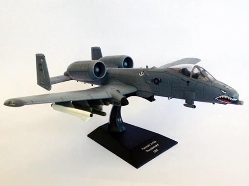US Army: Fairchild A-10A Thunderbolt II USA - 1:72