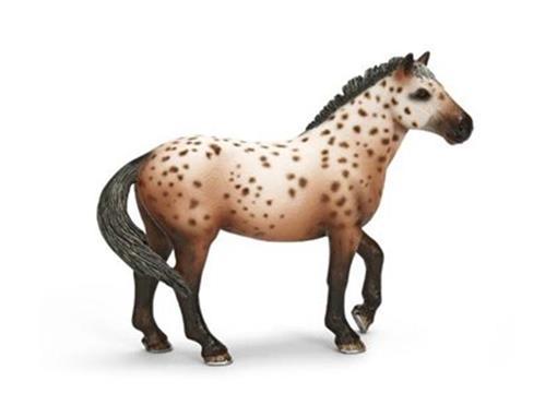 Cavalo Garanhão Knabstrupper - Schleich
