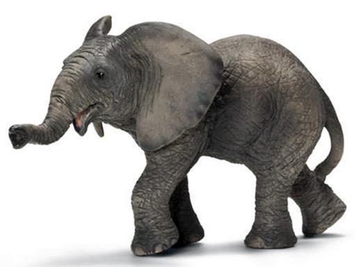 Elefante Africano Filhote - Schleich