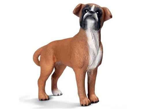 Cão Boxer Fêmea - Schleich