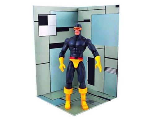 Boneco Cyclops - Marvel Select