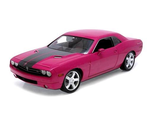 Dodge: Challenger Concept Car (2006) - Lilás - 1:18