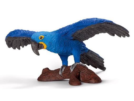 Arara Azul - Schleich