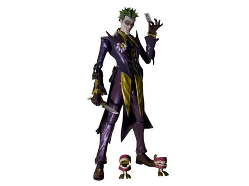 Boneco The Joker (O Coringa) - Injustice Gods Among US - S.H.Figuarts - Bandai