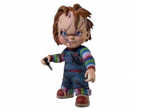 Boneco Chucky Stylized Roto - Filme Child's Play (Brinquedo Assassino) - Mezco