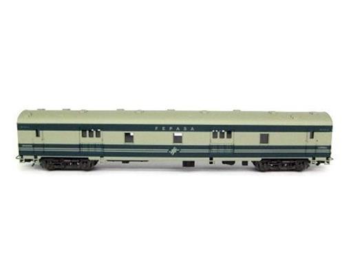 Carro Correio / Bagagem BC 3512 - FEPASA - HO