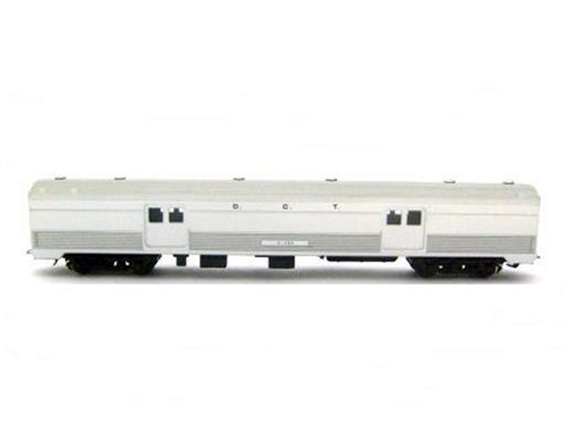 Carro Correio de Aço Inox C-505 - RFFSA - HO - Frateschi