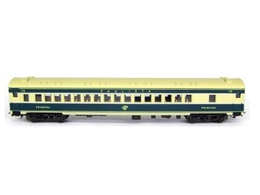 Carro Primeira Classe 176 CIA. Paulista - HO