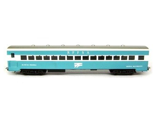 Carro Primeira Classe Aço Carbono PC 7494-4E - RFFSA (Belo Horizonte) - HO - Frateschi