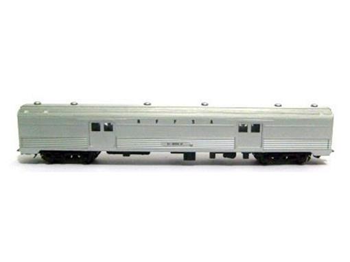 Carro Correio BI-6090-IF - RFFSA (Trem de Prata) - HO - Frateschi