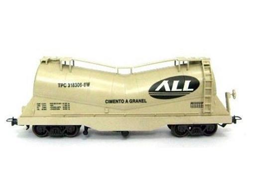 Vagão Tanque Cimento à Granel TPC 318306-8W -  ALL - HO
