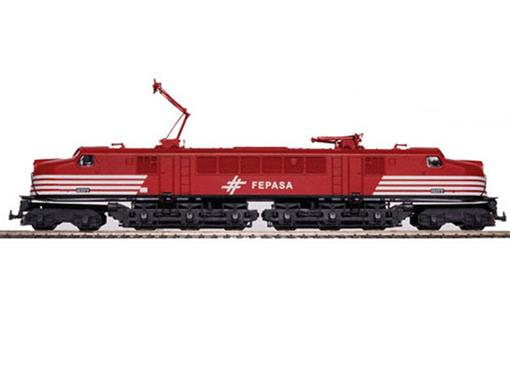 Locomotiva Elétrica V8 - FEPASA - HO