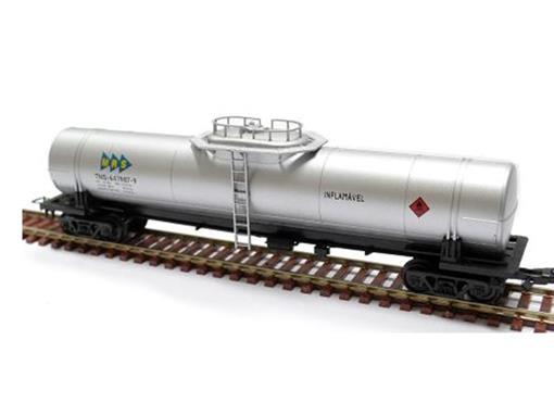 Vagão Tanque de Combustível TNS (641983.6) - MRS - HO - Frateschi