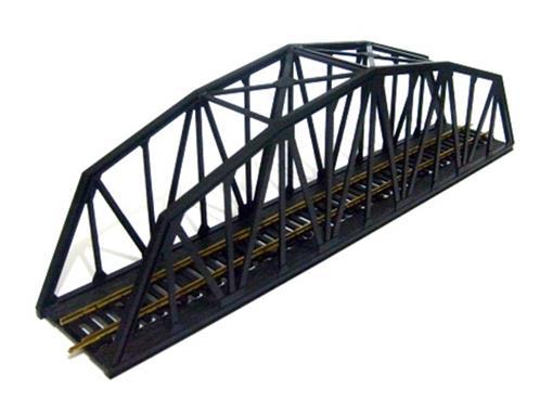 Ponte Metálica em Arco - HO - FRATESCHI