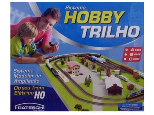Sistema Hobby Trilho - Caixa C - FRATESCHI - HO