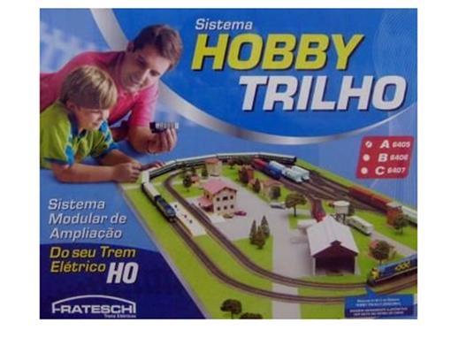 Sistema Hobby Trilho - Caixa B - FRATESCHI - HO