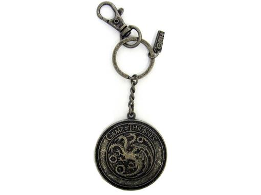 Chaveiro Game Of Thrones - Targaryen - SD Toys
