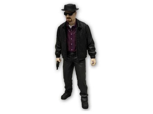 Boneco Heisenberg - Breaking Bad - Mezco