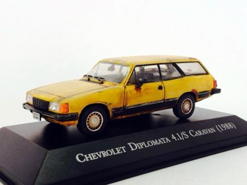 Chevrolet: Diplomata 4.1/S Caravan (1988)