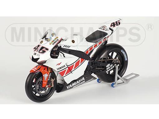 Yamaha: YZR-M1 - GP Valencia (2005) - Valentino Rossi - 1:12