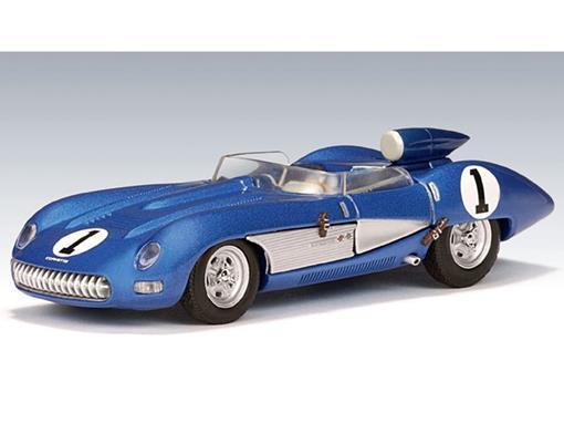 Chevrolet: Corvette SS #1 (1957) - 1:43