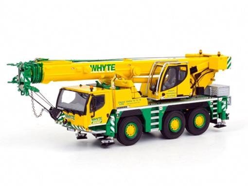 Liebherr: LTM 1050-3.1 Guindaste - William Whyte - 1:50